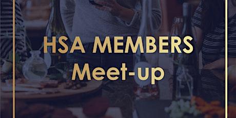 HSA Members June Meet-Up tickets