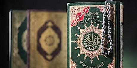 Lire le Coran aujourd'hui - session de formation billets