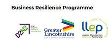 Building Business Resilience in the East Midlands  logo