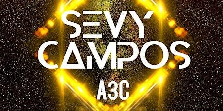SEVY CAMPOS en concierto + A3C entradas