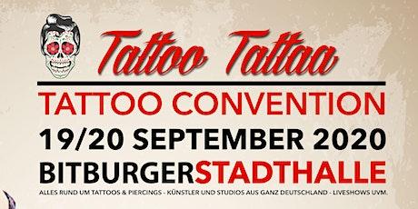 "Tattoo Convention Bitburg ""TattooTattaa"" tickets"