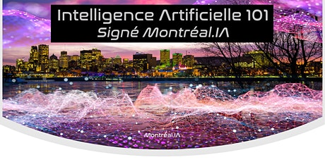 Intelligence artificielle 101: Webinaire billets