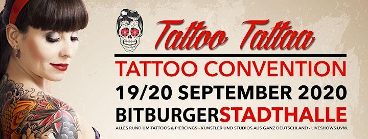 """Tattoo Convention Bitburg """"TattooTattaa"""": Bild"""