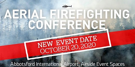 Aerial Firefighting Conference tickets
