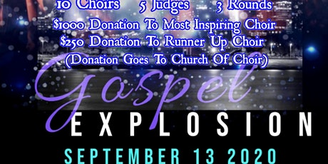 "A Gospel Explosion "" A Celebration of The Word"" tickets"