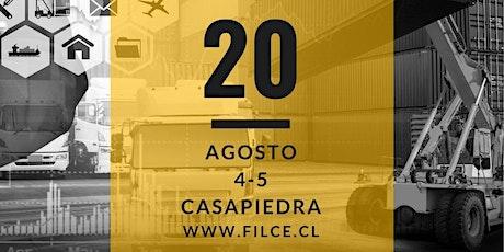 FILCE Feria Internacional de Logística, Comercio Exterior, E-commerce & IA entradas