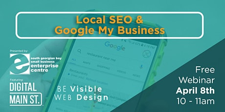 Local SEO and Google My Business tickets