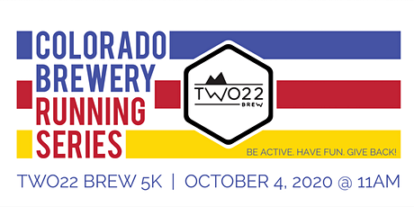 Two22 Brew 5k | Colorado Brewery Running Series tickets