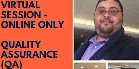 Virtual  - North Texas Academy - Quality Assurance (QA) Advanced tickets