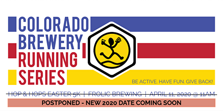 POSTPONED - Frolic Brewing 5k   Colorado Brewery Running Series tickets
