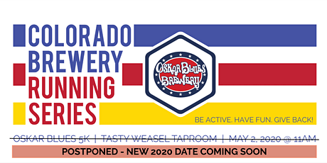 POSTPONED - Beer Run - Oskar Blues 5k | Colorado Brewery Running Series tickets