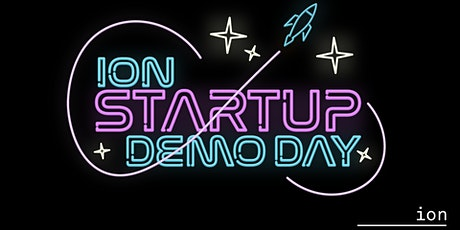 Ion Startup Demo Day tickets