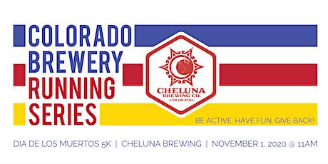 Dia de los Muertos 5k - Cheluna Brewing | Colorado Brewery Running Series tickets