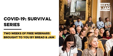 Covid-19: Survival Series - Small Business Panel tickets