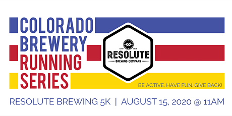 Beer Run - Resolute Brewing 5k | Colorado Brewery Running Series tickets