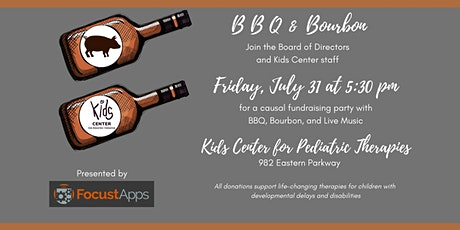 2nd Annual BBQ & Bourbon  tickets