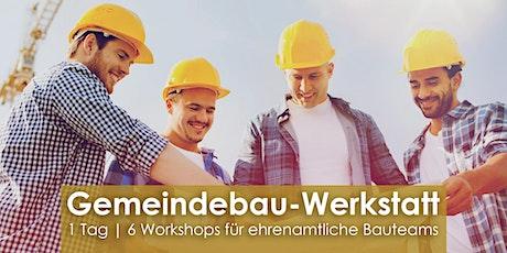 Gemeindebau-Werkstatt Tickets