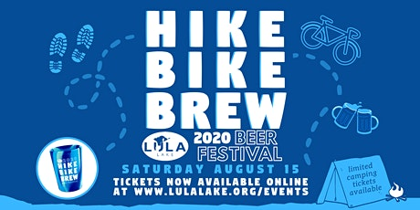Hike Bike Brew: Lula Lake Beer Festival tickets