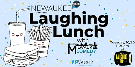 Laughing Lunch! tickets