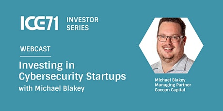 Live Webcast: Investing in Cybersecurity Startups tickets