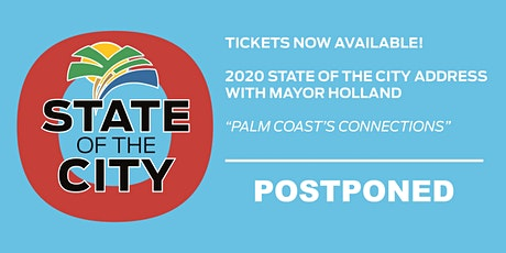2020 State of the City: Palm Coast tickets