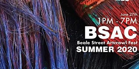 Beale Street Art Crawl (Free Event) tickets
