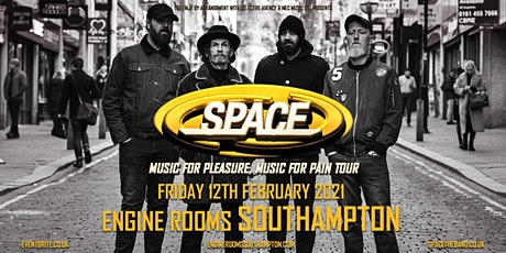 SPACE (Engine Rooms, Southampton) tickets