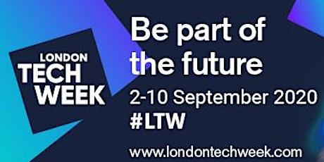 London Tech Week billets