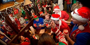 2nd Annual 12 Bars of Christmas Bar Crawl® - Baltimore