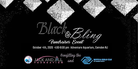 "South Jersey Chapter, Jack & Jill of America, Inc. ""Black and Bling"" Fundraiser Day Party tickets"
