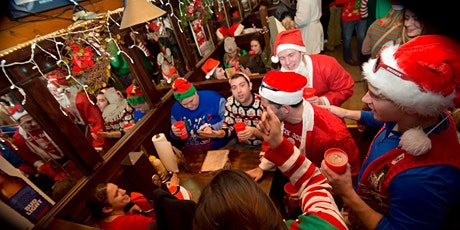 3rd Annual 12 Bars of Christmas Bar Crawl® - Charlotte tickets