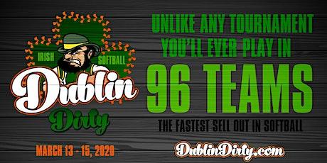 Dublin Dirty Softball Tournament tickets
