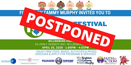 POSTPONED - First Lady Tammy Murphy's Family Festival in Willingboro tickets