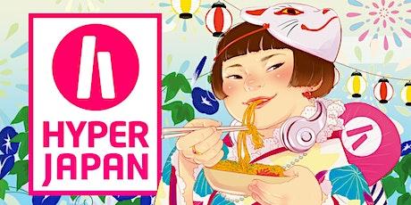 HYPER JAPAN Festival 2020 tickets