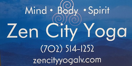 Zen City Yoga Grand Opening come enjoy a Free yoga class! tickets