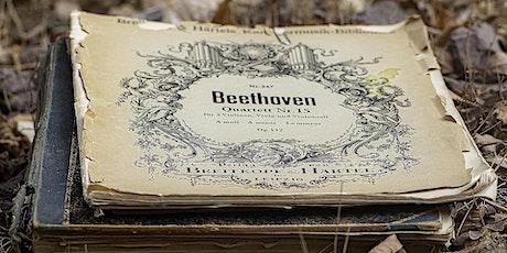 Audições Comentadas de Música Erudita | Universos musicais de Beethoven ingressos
