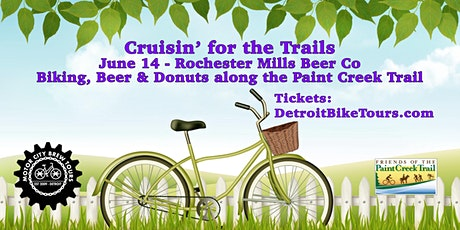 Cruisin' for the Trails - Bike & Brew Ride tickets