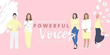 Powerful Voices Panel tickets
