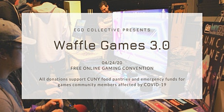 Waffle Games 3.0 tickets