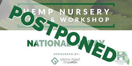 POSTPONED-National Ag Day: Hemp Nursery Tour & Workshop tickets