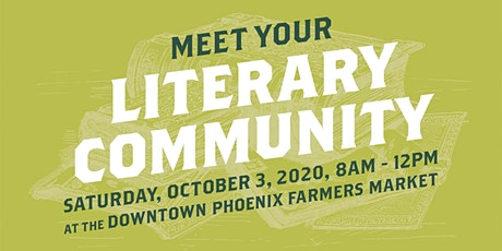 Meet Your Literary Community tickets