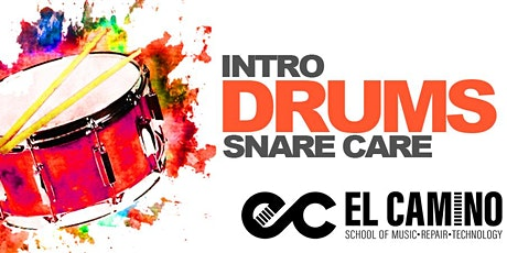 Introduction to Drums: Snare Care Course tickets