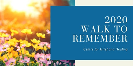 2020 Annual Walk to Remember tickets