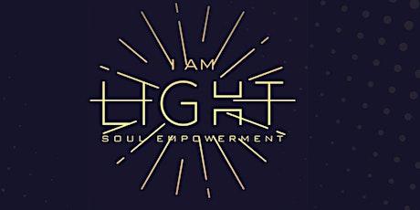 I Am Light Soul Empowerment tickets
