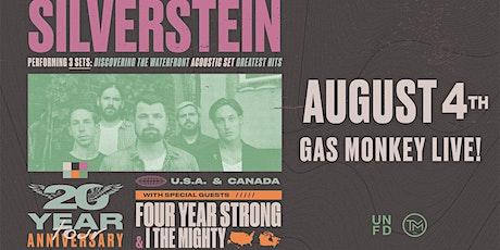 Silverstein: 20 Year Anniversary Tour - RESCHEDULED! tickets