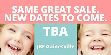 JBF Premier Prime 3pm Shopping MEGA Kids SALE tickets