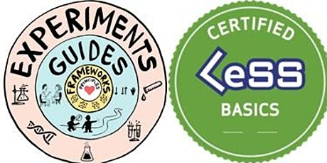 Certified Large Scale Scrum Basics (CLB) - April 2-3 | VIRTUAL tickets