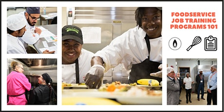 Foodservice Job Training 101 Workshop  tickets