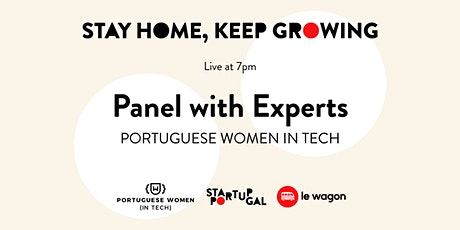 The Pioneers by Portuguese Women in Tech bilhetes