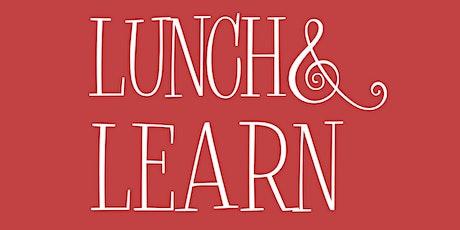 Lunch & Learn: Reminiscences of Newburyport - Peter Fudge & Henry Little tickets
